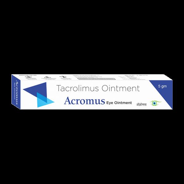 Acromus (Eye Ointment)