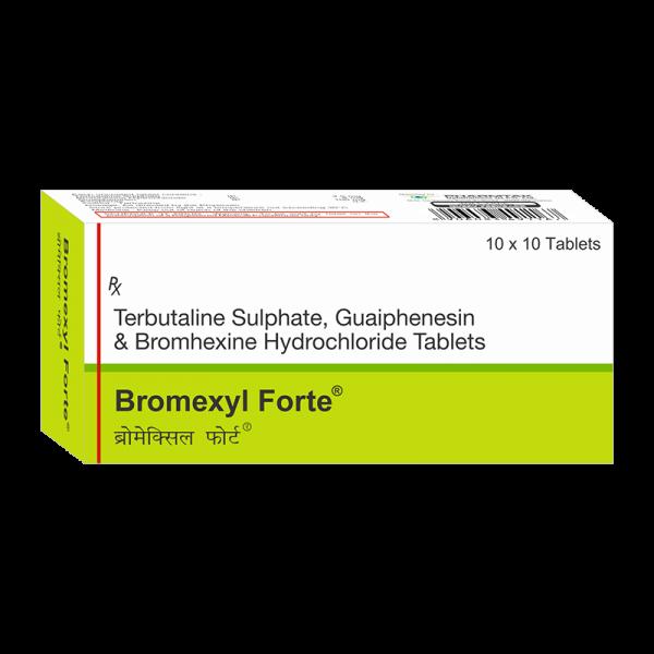 Bromexyl Forte Tablets