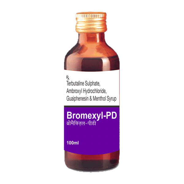 Bromexyl PD Syrup