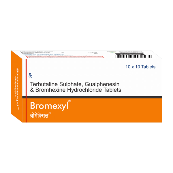 Bromexyl Tablets