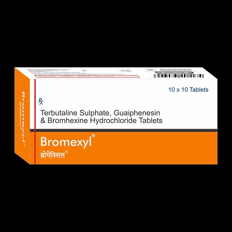 Bromexyl Tablets