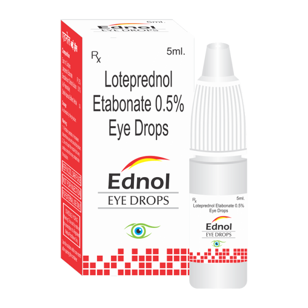 Ednol (Eye Drops)