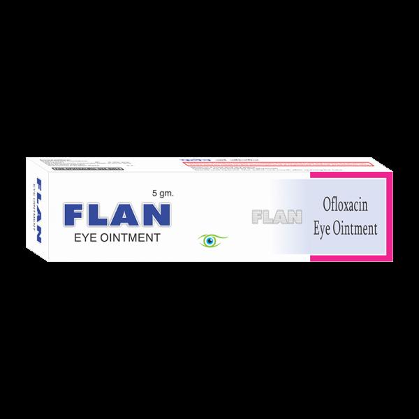 Flan (Eye Ointment)