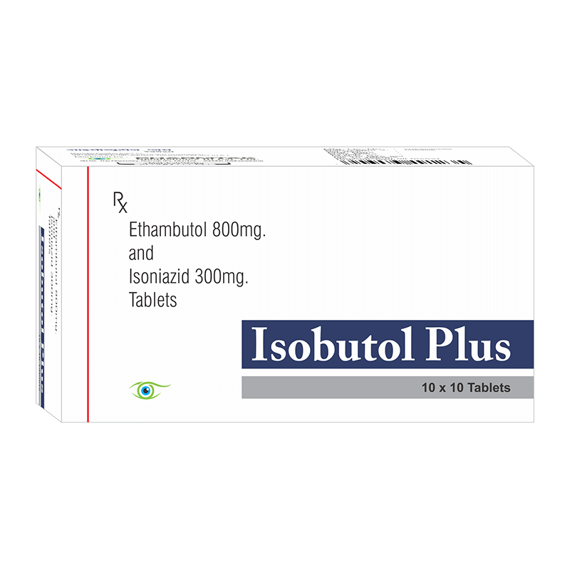 Isobutol Plus Tablets