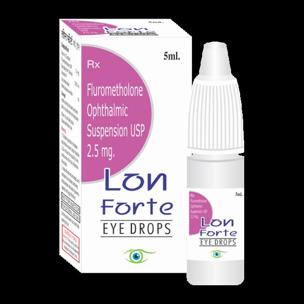 Lon Forte (Eye Drops)