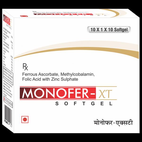 Monofer-XT Softgels