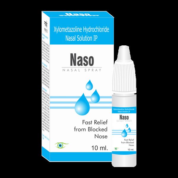 Naso (Nasal Drops)