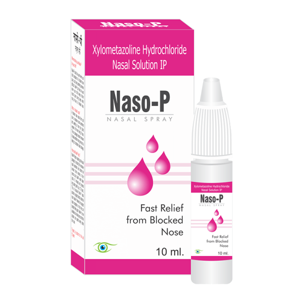 Naso-P (Nasal Drop)