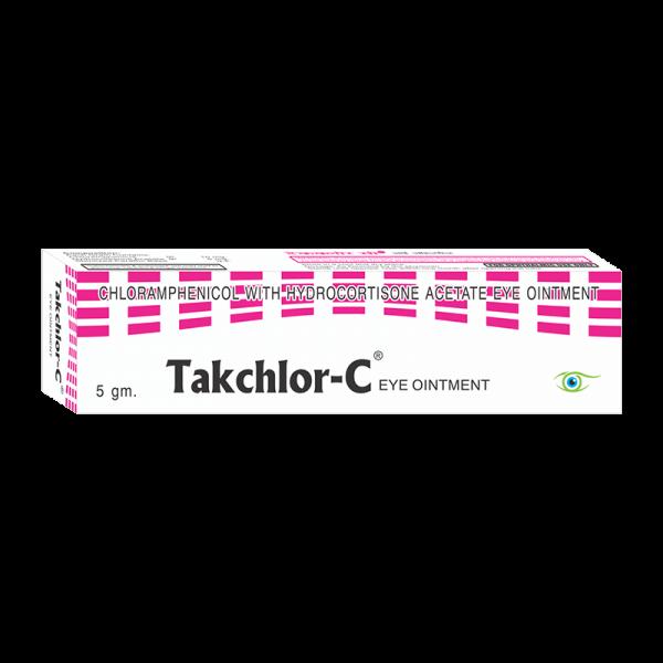 Takchlor-C (Eye/Ear Oint)