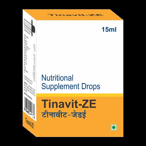 Tinavit-ZE Drop Nutritional Supplement Drops