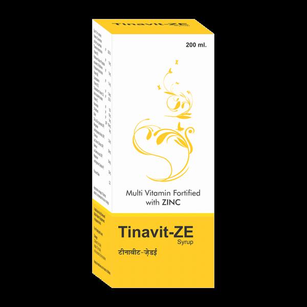 Tinavit-ZE (Syrup)