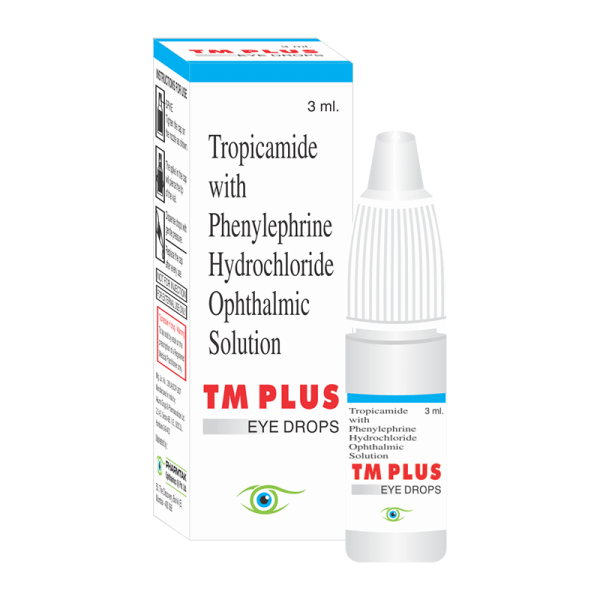 TM Plus (Eye Drops)