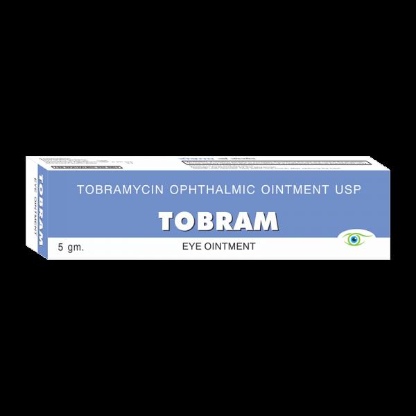 Tobram (Eye/Ear Oint)