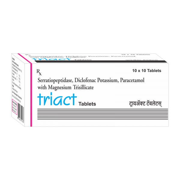 Triact (Tablets)